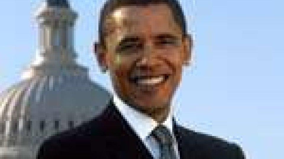 Domani l'insediamento di Barack Obama