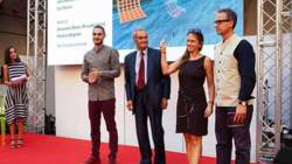 Compasso d'Oro 2018: studente dell'Università di San Marino premiato per un'idea sul salvataggio dei naufraghi