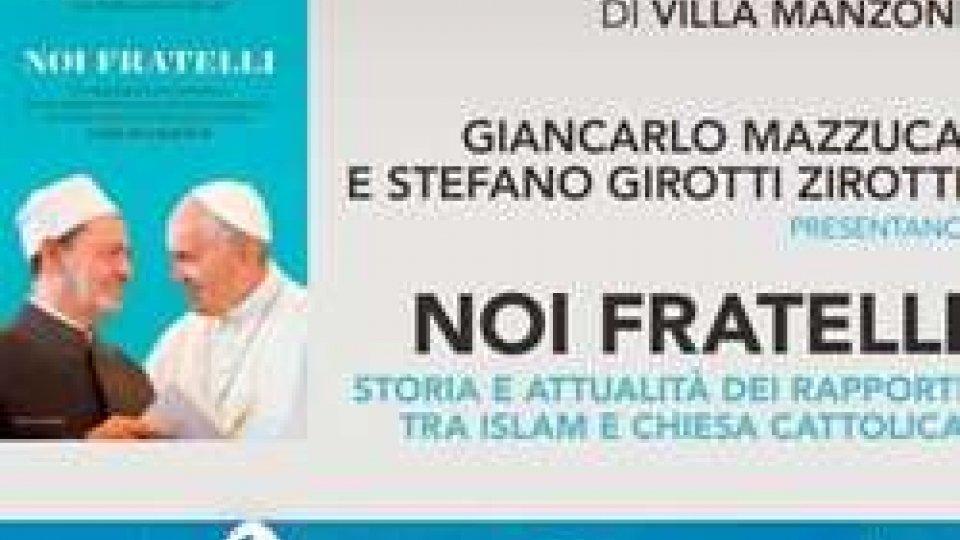"""""""Noi Fratelli"""" Salotto di Villa Manzoni"""