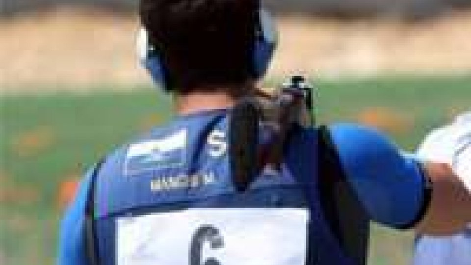 Merisn 2013, Tiro: Mancini prova anche il Duble Trap