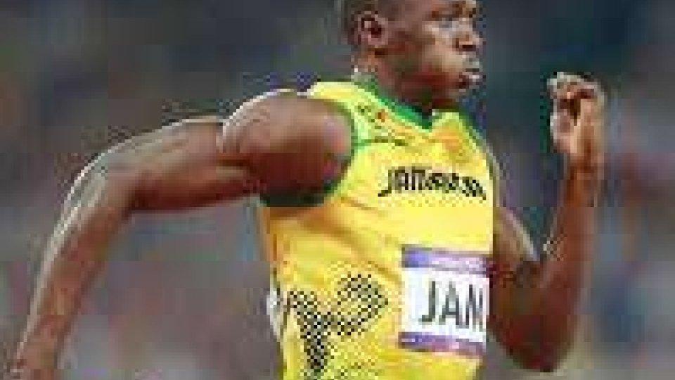 Atletica: Mondiali, Bolt in finale nei 200 metri
