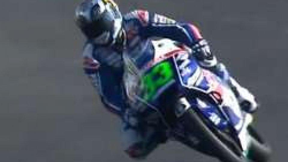 Moto3: Bastianini in pole position al foto finishMoto3: Bastianini in pole position al foto finish