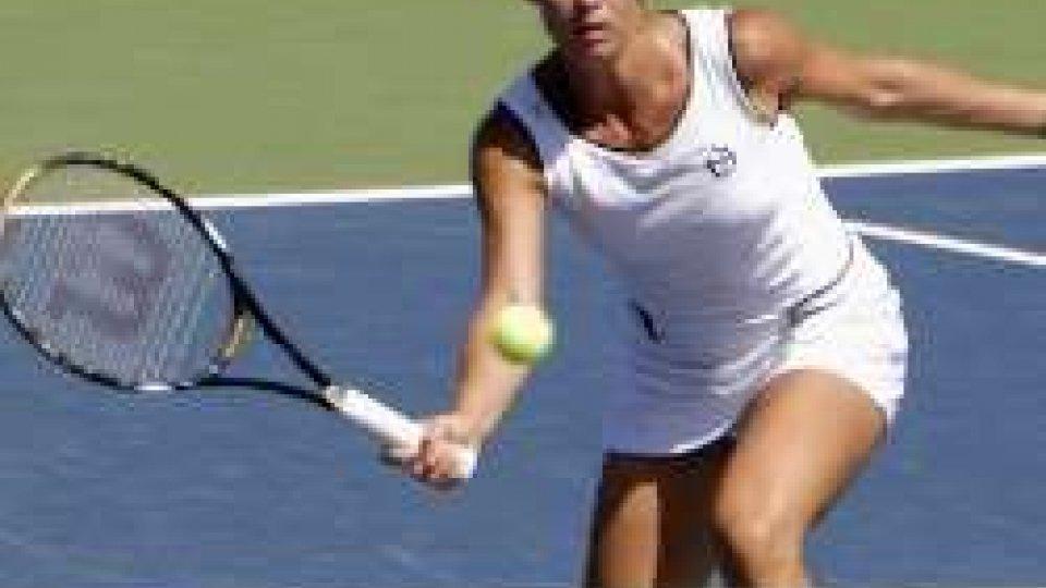 Tennis: Us Open; impresa Pennetta, è in finale