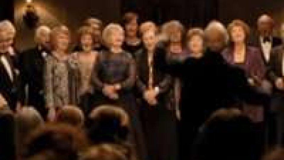 """A San Marino """"Quartet"""" l'opera prima di Dustin Hoffman registaA San Marino """"Quartet"""" l'opera prima di Dustin Hoffman regista"""