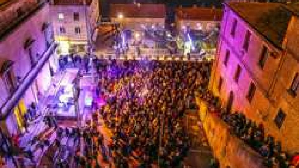 Piazza Sant'Agata si prepara a ospitare il Capodanno targato San Marino