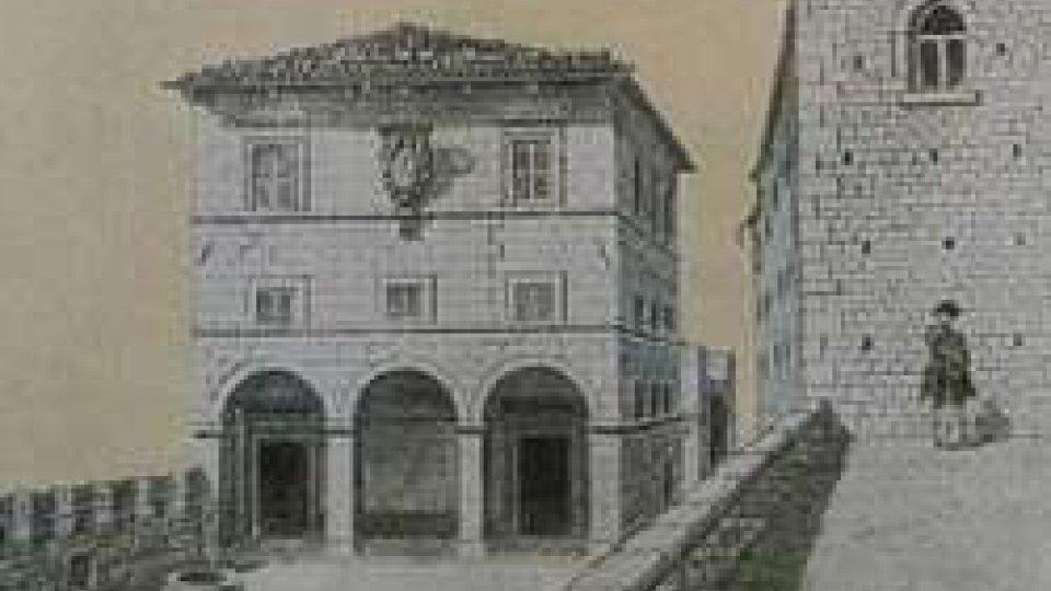 Il vecchio Palazzo Pubblico