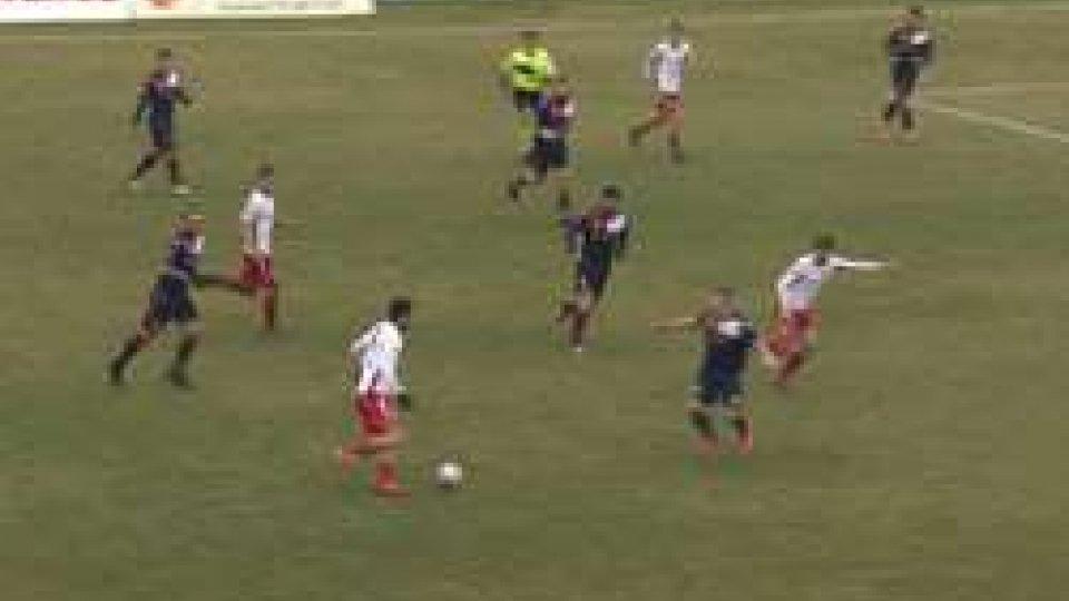 Forlì - Rimini 1-1Il Rimini esce indenne da Forlì: 1-1