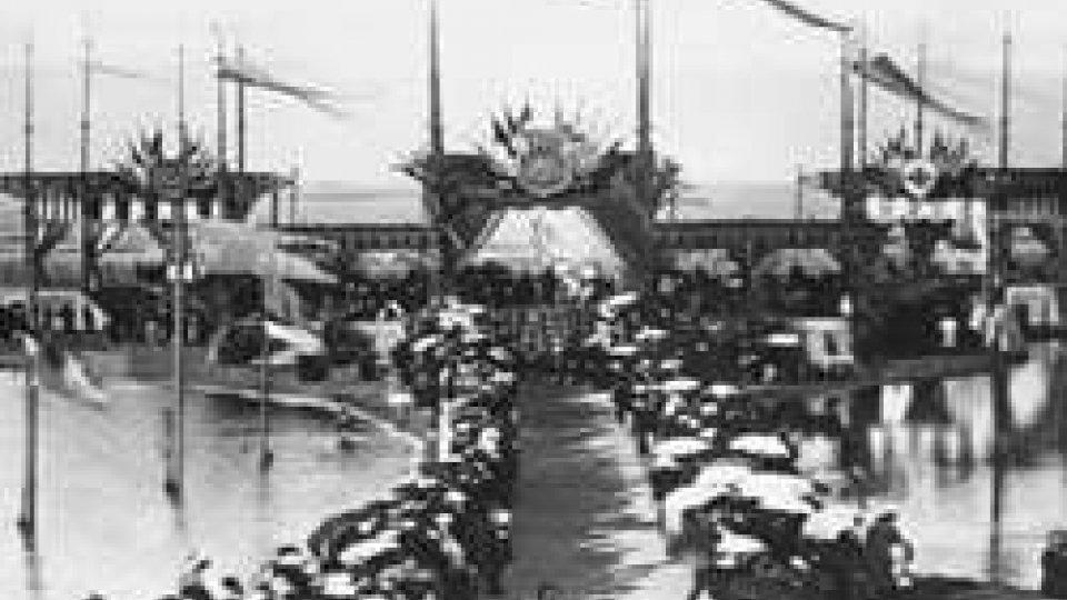 Inaugurazione del canale
