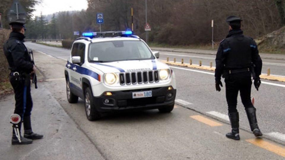 GendarmeriaGiovane sammarinese in carcere per droga, sequestrati 70 grammi di marijuana e altre sostanze