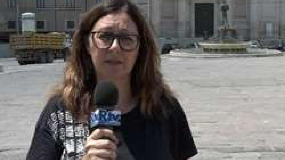 """La nostra inviata sul posto Francesca BiliottiL'Aquila a quasi 10 anni dal sisma, il sindaco: """"Oggi siamo un laboratorio a cielo aperto"""""""