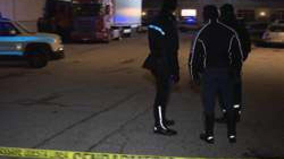Rovereta: ritrovato corpo senza vita all'interno di un camion