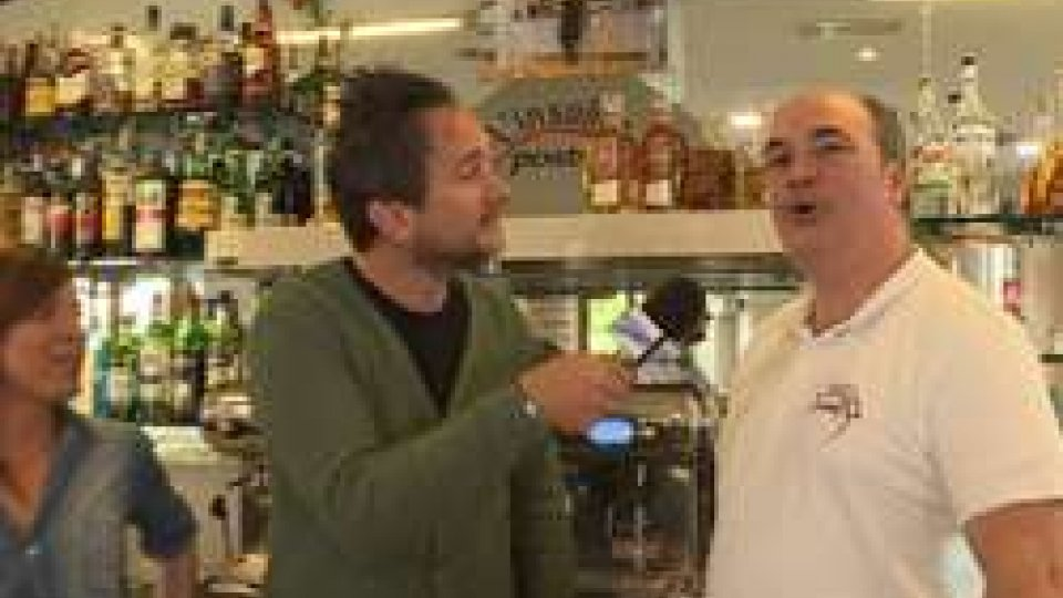 """Radio barDagli studi radio al bancone, tra caffè e cappuccini - lunedì 21 maggio parte """"Radio Bar"""""""