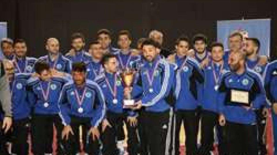 Futsal Week Winter Cup, Danimarca-San Marino 4-0: ai biancazzurri il premio fair play