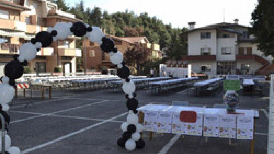 San Marino. Sabato 14 Luglio, in Piazzale T. di Montefeltro, MURATA IN FESTA