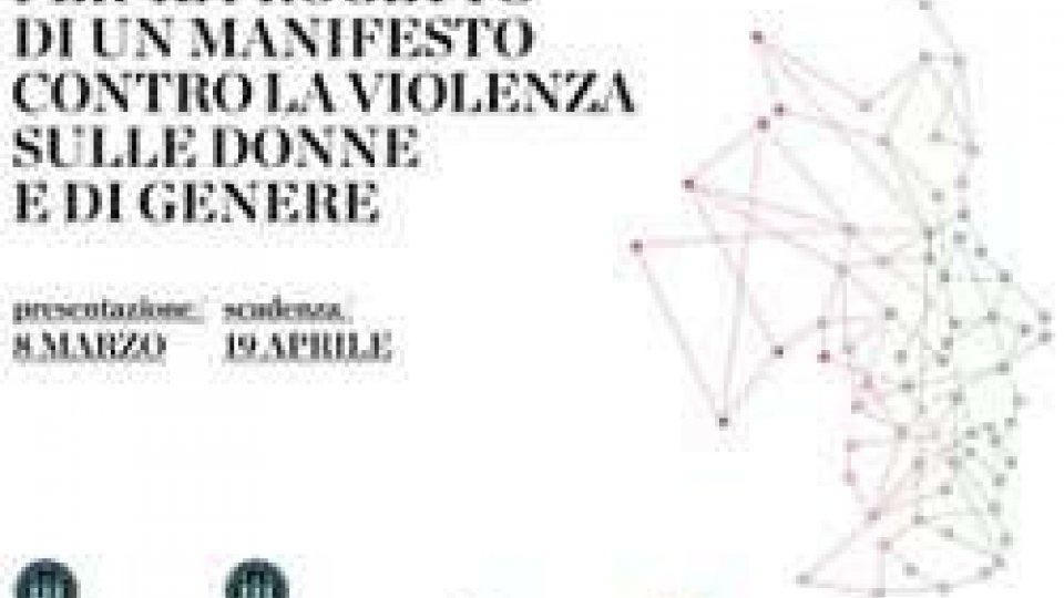 Concorso dell'Università per un manifesto contro la violenza sulle donne