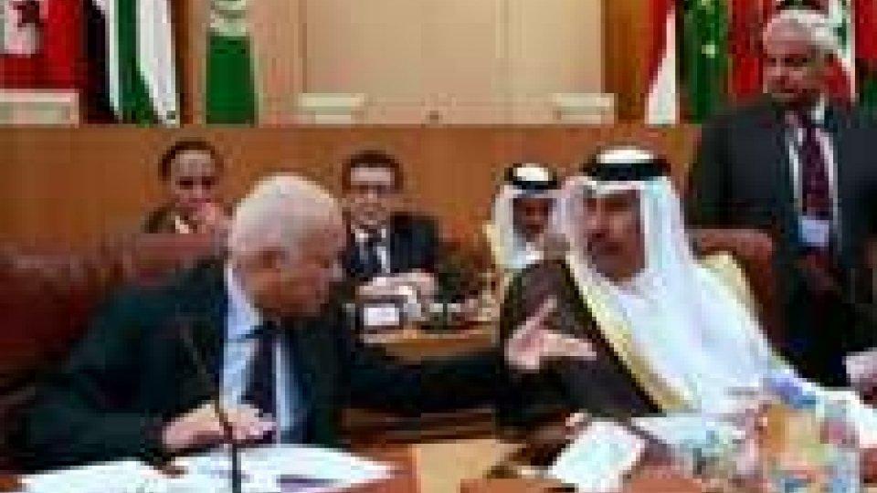 Siria: la Cina appoggia le iniziative umanitarie della Lega Araba
