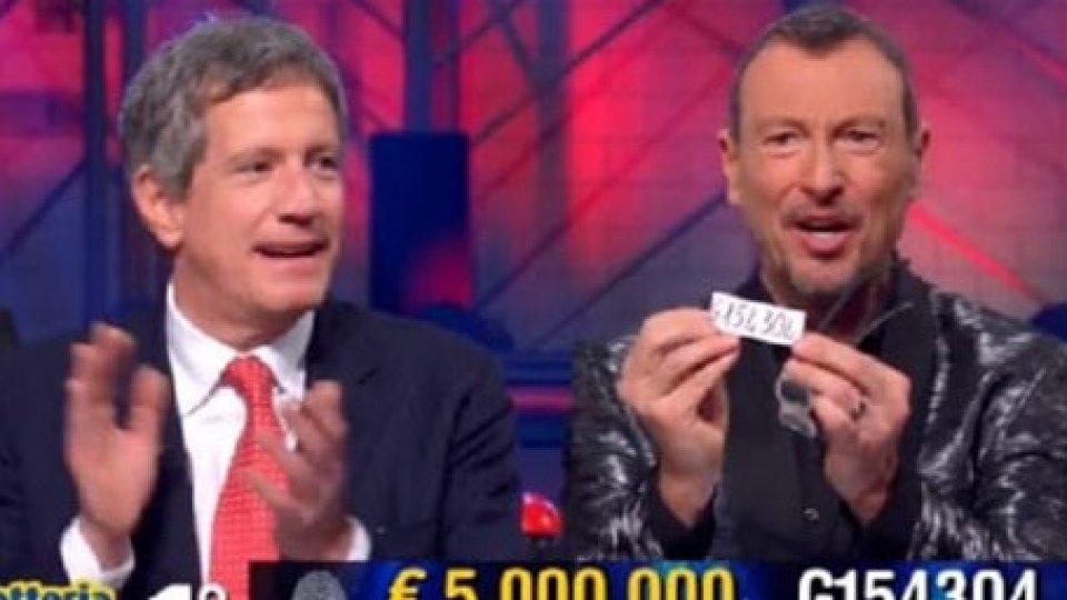 Lotteria Italia: la fortuna bacia la Campania, 25mila euro vinti a Rimini