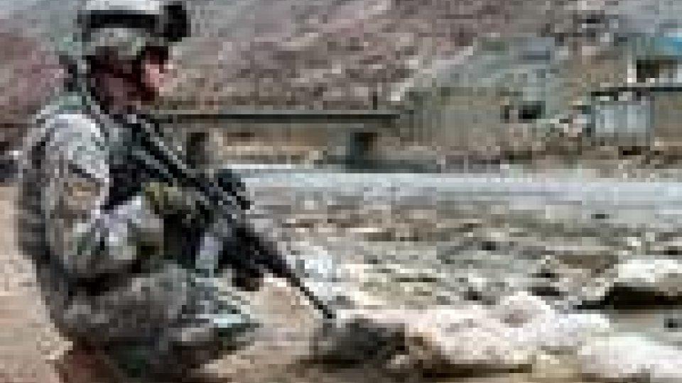 In Afghanistan cinque morti dell'Alleanza negli ultimi due giorni