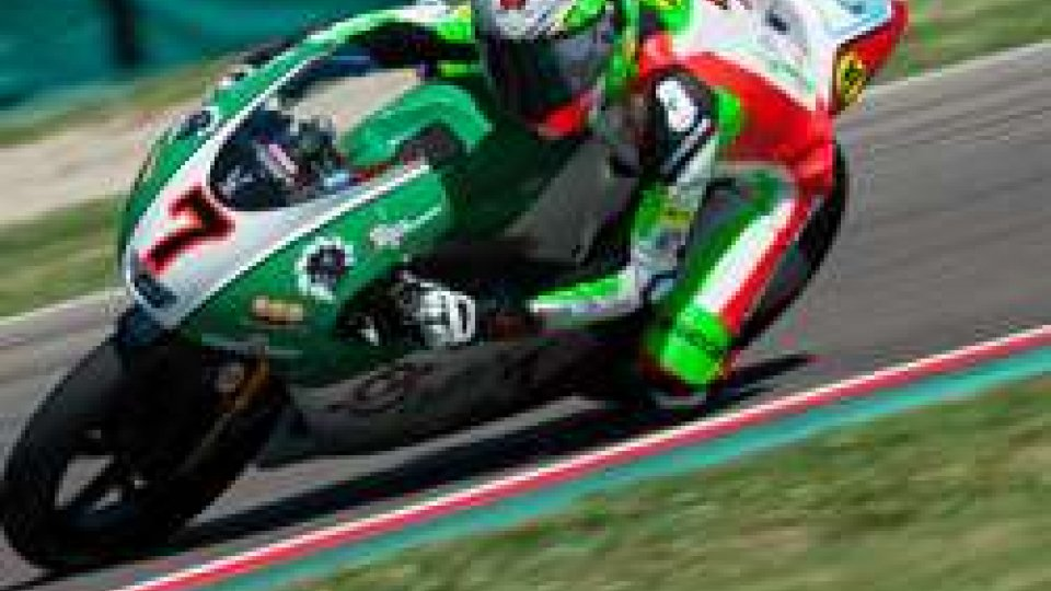 CIV Moto3: Alex Fabbri, buona la prima!
