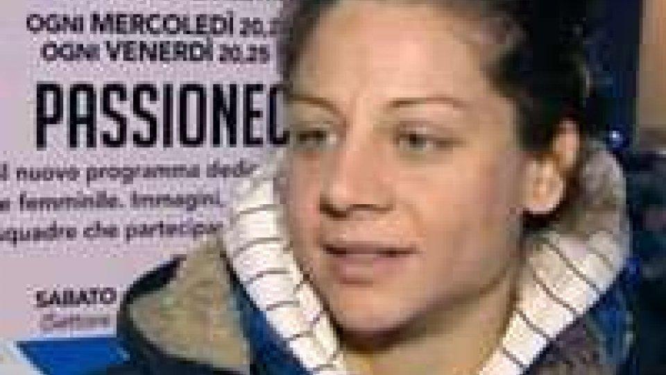 Valeria CaniniCalcio Femminile: Valera Canini al Riviera di Romagna. L'intervista