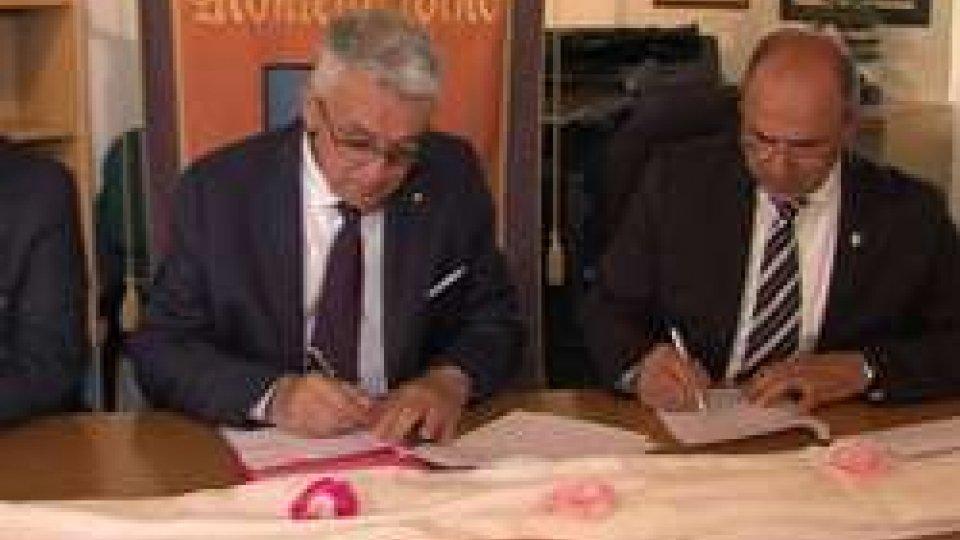 Fsta e Fitarco, una firma per crescere insiemeTiro con l'Arco: Fsta e Fitarco, una firma per crescere insieme