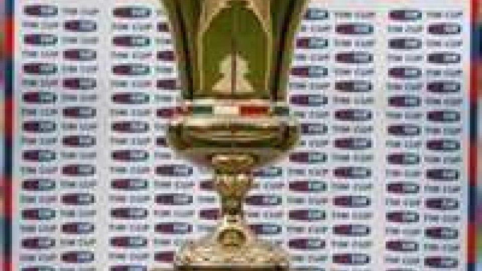 Coppa Italia, definite date e orari degli ottavi