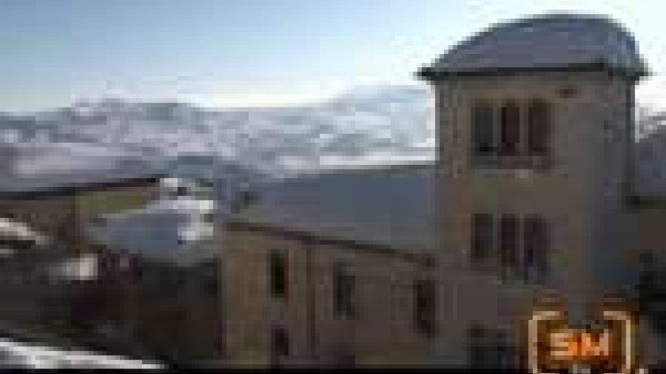 San Marino - La neve non fa male. Gelo e fiocchi sono benefici per la natura