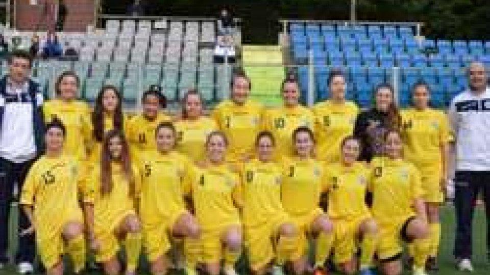 5^giornata di campionato Primavera femminile