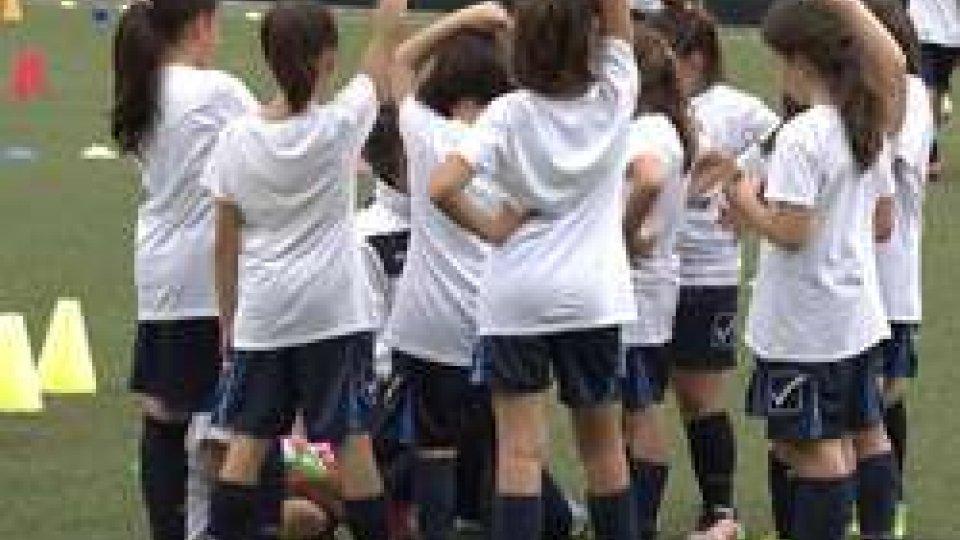 Grande partecipazione alla giornata del calcio femminileGrande partecipazione alla giornata del calcio femminile
