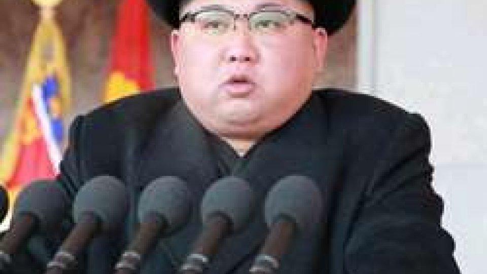 Kim Jong-un - Foto Ansa