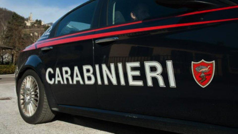 Carabinieri. Foto ansa