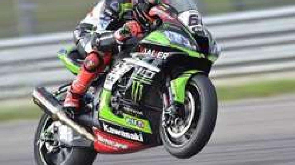 Superbike: Tom Sykes si aggiudica le prove libere ad Assen. Settimo Alex De Angelis