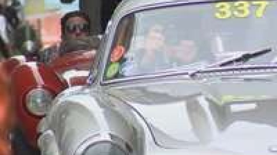 Mille Miglia : San Marino ospita le aristocraticheMille Miglia : San Marino ospita le aristocratiche
