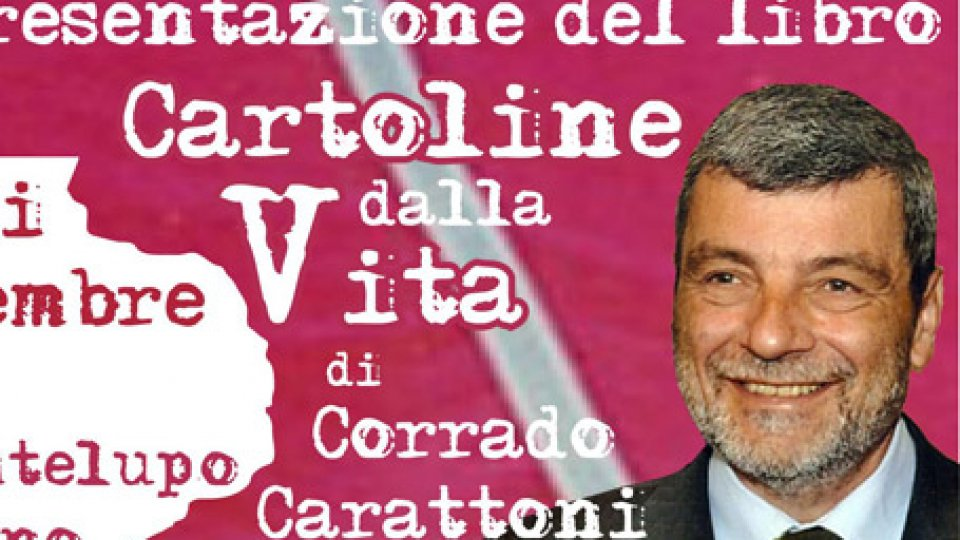 """Domagnano: Carattoni presenta le sue """"Cartoline dalla Vita"""""""