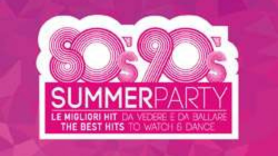 Annullato l'evento 80S 90S Summer Party di venerdì, rinviato all'8 agosto