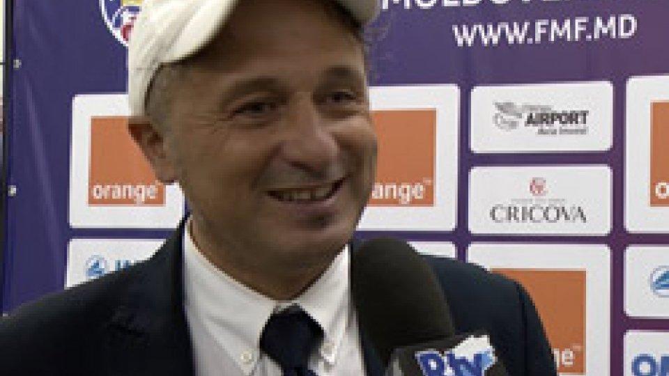 """Fabrizio CostantiniCostantini: """"Secondo tempo strepitoso, ci manca il punto"""""""