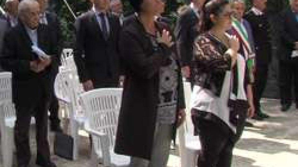 La Reggenza e Don Peppino a Chiusi della VernaBuon Compleanno Don Peppino con i Reggenti per i 50 anni, de' La Verna