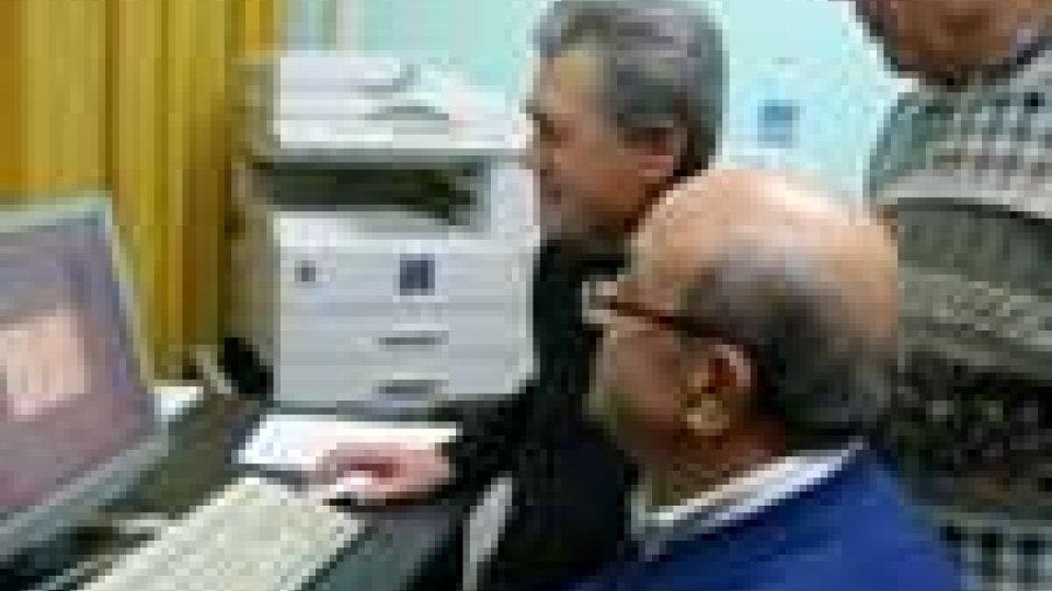 San Marino - Continuano i corsi di alfabetizzazione informatica per over 60
