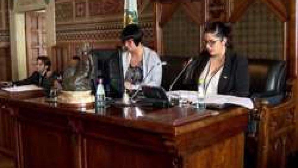 I Capitani ReggentiConsiglio: i lavori di domani riprendono dalle istanze d'Arengo