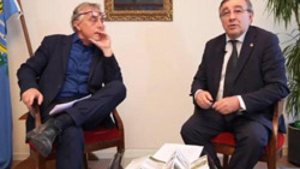 Stefano Boeri e Augusto Michelotti