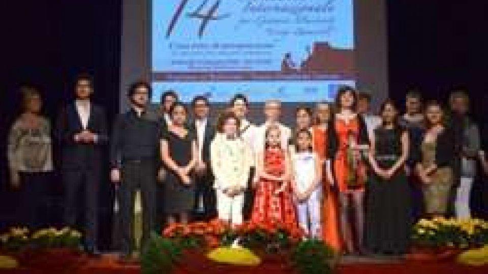 Classe d' Arpa dell'Istituto Musicale Sammarinese