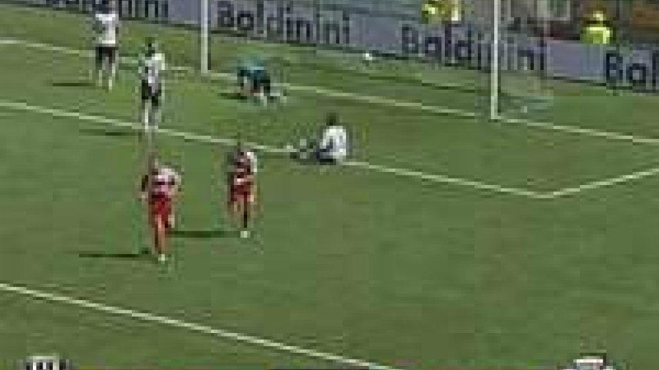 Serie B: Cesena-Pro Vercelli 1-1Serie B: Cesena-Pro Vercelli 1-1