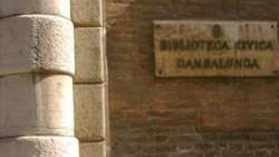 La Biblioteca Gambalunga e i prestiti scaduti