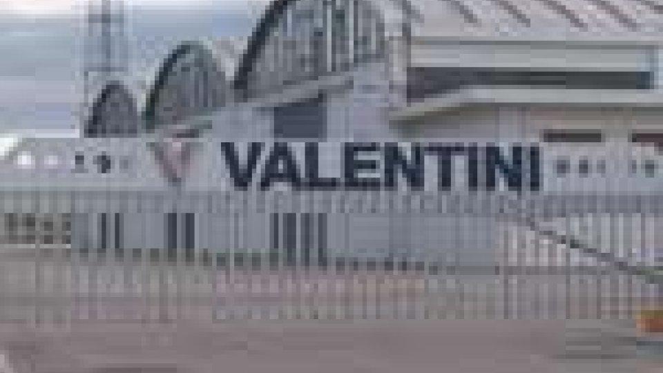 Dipendenti Valentini in cassa integrazione e l'imprenditore dichiara di aver scudato 20 milioni