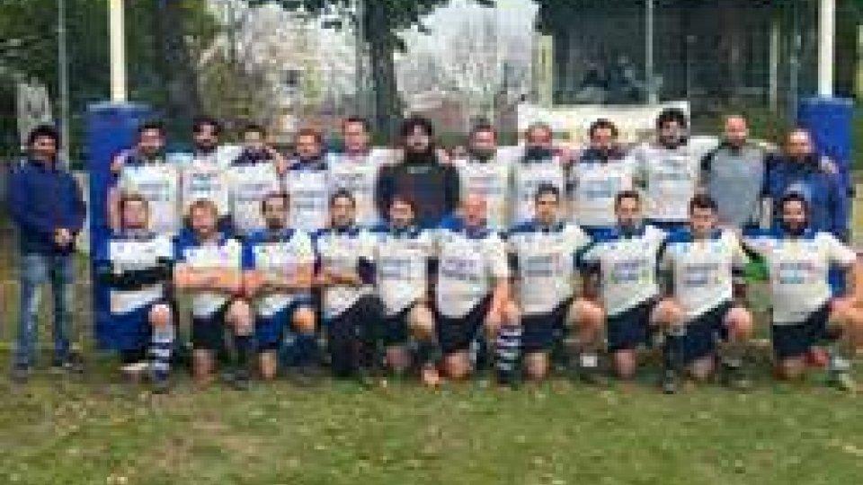 Rugby, l'Unione festeggia la prima vittoria