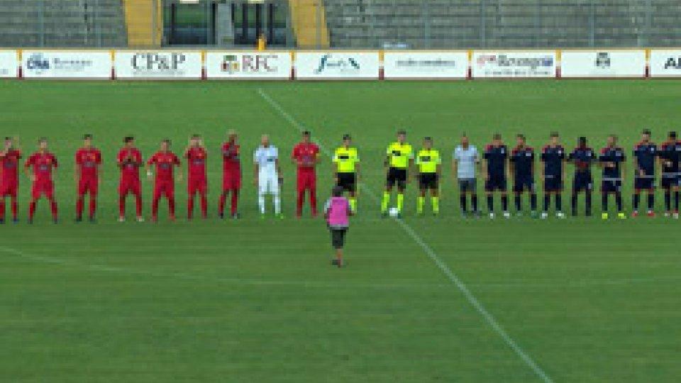 Inizia il campionato di Serie CSerie C con 7 turni infrasettimanali, Imolese - Ravenna il 26 dicembre