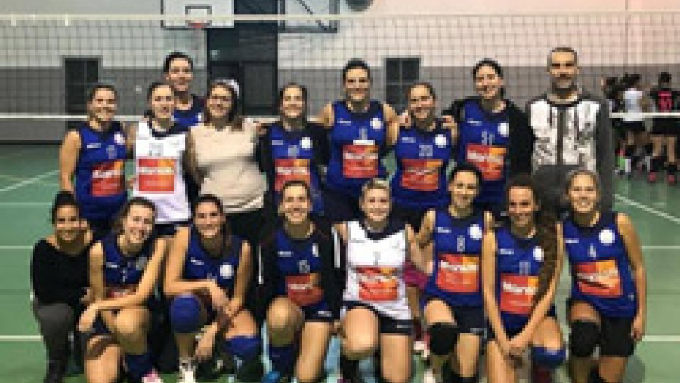 Juvenes TitanLab Volley vince e vola ai Playoff