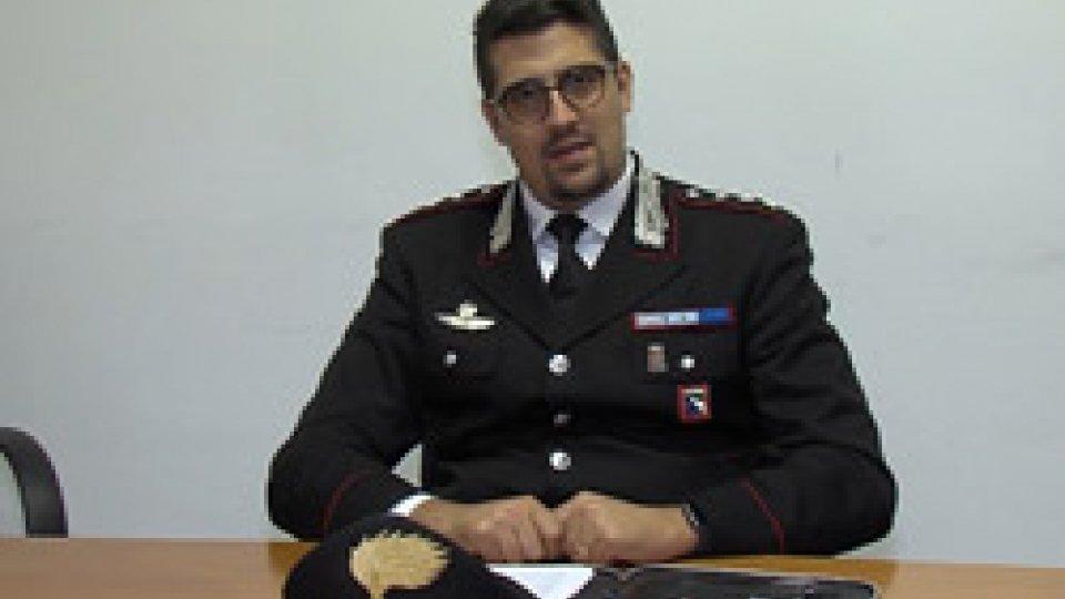 Comandante Sabato LandiTenta di dar fuoco all'auto dell'ex fidanzata, arrestato 29enne di Rimini