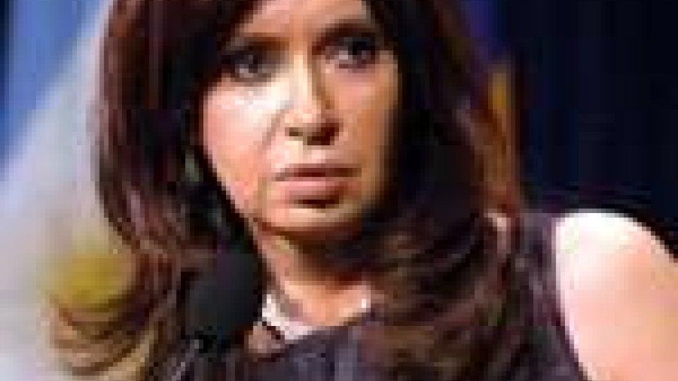 Argentina, la presidente Cristina Fernandez de Kirchner ricoverata per rimuovere carcinoma