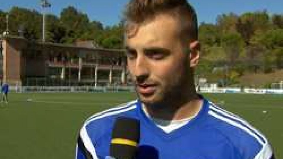 Elia BenedettiniUnder 21, è la sera di Spagna-San Marino